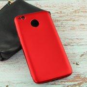 Чехол-накладка J-Case THIN 0,5 mm Xiaomi для Redmi 4x красный