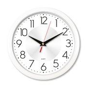 Часы настенные Бюрократ WallC-R69P D22см белый