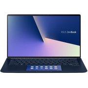 """Ноутбук Asus Zenbook UX434FAC-A5188T 90NB0MQ5-M07620 Royal Blue 14"""" FHD i7-10510U/16Gb/512Gb SSD/W10"""