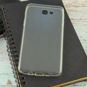 Силиконовая накладка для Samsung Galaxy J5 Prime (SM-G570F) Прозрачный