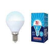 Лампа светодиодная Volpe UL-00003825 LED-G45-9W/NW/E14/FR/NR