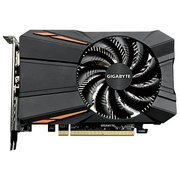Видеокарта GIGABYTE Radeon RX550 Ultra Durable 2 OC (GV-RX550D5-2GD) 2GB 128bit GDDR5 (1183-1195/7000) DL-DVI-D/HDMI-2.0b/DP-1.4