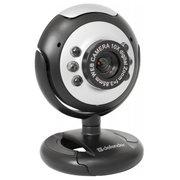 Web-камера Defender C-110 USB Black (63110)