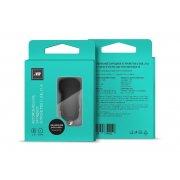 Автомобильное зарядное устройство BoraSCO 2 USB, 2,1A + дата-кабель micro USB, 2м, черный