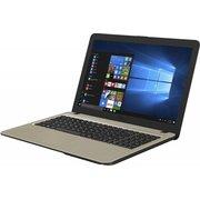 "Ноутбук ASUS X540MA-DM142 (90NB0IR1-M21610) 15.6"" FHD, Intel Pentium N5000, 4Gb, 256Gb SSD, no ODD, Endless, золотистый"