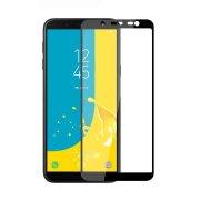 Защитное стекло CaseGuru для Samsung Galaxy J6 2018 Full Glue Screen Black 0,33мм