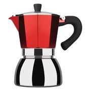 Кофеварка Italco Roma Induction 0.240л нерж.сталь серебристый (225600)