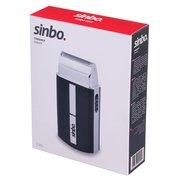 Бритва сетчатая Sinbo SS 4053 черный/серебр