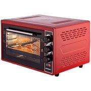 Мини печь Kraft KF-MO 3800R красная