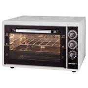 Мини печь Kraft KF-MO 3800W белая