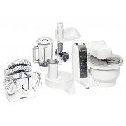 Кухонный комбайн Bosch MUM 4855 белый