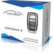 Автосигнализация Centurion 6 без обратной связи брелок без ЖК дисплея