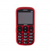 Мобильный телефон Joy's S12 Wine Red