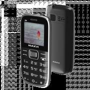 Мобильный телефон Maxvi B6 Black