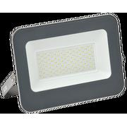 Прожектор Iek LPDO701-100-K03 СДО 07-100 светодиодный серый IP65 6500 K