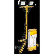 Прожектор Iek LPDO606-2X050-65-K02 СДО 06-2х50Ш штатив 6500К IP65 черный