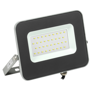 Прожектор Iek LPDO701-30-K03 СДО 07-30 светодиодный серый IP65 6500 K