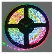 Лента светодиодная Ecola P2LM14ESB 14.4W/M 12V IP20 10MM 60LED/M RGB разноцветная