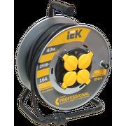 Удлинитель IEK WKP17-16-04-40-44