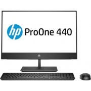 "Моноблок HP ProOne 440 G4 (4NT90EA) 23.8"" Full HD i5 8500T (2.7)/8Gb/500Gb 7.2k/UHDG 630/DVDRW/CR/Win10 Pro 64/GbitEth/WiFi/BT/клав/мышь/Cam/черный 1920x1080"