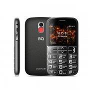 Мобильный телефон BQ BQM-2441 Comfort черный/серебристый