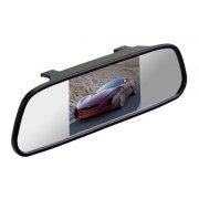 "Зеркало заднего вида с монитором Silverstone F1 Interpower IP Mirror 5"""