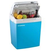 Автохолодильник Starwind CF-129 29л 48Вт синий/серый