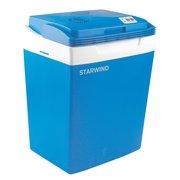 Автохолодильник Starwind CB-117 29л 48Вт синий/серый