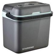 Автохолодильник Starwind CF-132 32л 48Вт серый/голубой