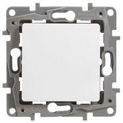 Выключатель Legrand Etika скрыт. 1кл. IP20 белый (672201)