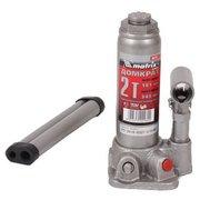 Домкрат Matrix 50715 бутылочный, 2т, H подъема 181-345 мм
