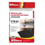 Фильтр угольный Filtero FTR 02 для кухонной вытяжки 560х470мм