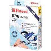 Мешки для пылесоса Filtero FLZ 07 Экстра (4 шт) Bork, Zelmer