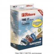 Стартовый набор для пылесосов Filtero TMS 17 (2+1) Thomas Twin T1, T2, TT, TT parq