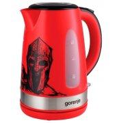 Чайник Gorenje K15FCSM красный