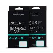 Защитное стекло BoraSCO Full Cover+Full Glue для Xiaomi Redmi S2, Белая рамка