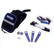 Набор велоинструментов Kenli KL-9812B из 6-ти предметов в сумке/230149