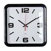 Часы настенные Бюрократ WALLC-S90P D29см серый/белый
