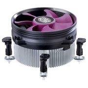 Охладитель Cooler Master X Dream i117 (RR-X117-18FP-R1), S115x/775, TDP 95W, 3 pin, fan Ф95x20mm, 1800rpm, 19dBA, 36.5CFM, MTBF 40000 hrs, Rifle bearin