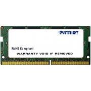 ОЗУ Patriot PSD416G24002S DDR4 16Gb 2400MHz RTL PC4-19200 CL17 SO-DIMM 260-pin 1.2В dual rank