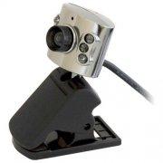 Web-камера Ritmix RVC-017M Black&Silver