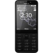 Мобильный телефон Nokia 230 DS Black/Silver (RM-1172)