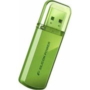 USB-флешка 16G USB 2.0 Silicon Power Helios 101 Green (SP016GBUF2101V1N)