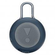 Портативная акустика JBL Clip 3, синяя