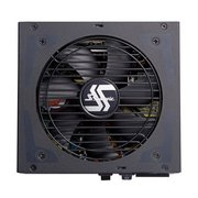 Блок питания Seasonic ATX 550W Focus Plus SSR-550PX 80+ platinum (24+4+4pin) APFC 120mm fan 6xSata Cab Manag RTL