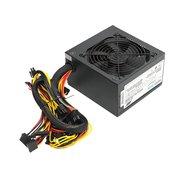 Блок питания Hipro HPA-600W ATX 600W (Hipo Digi) (24+4+4pin) APFC 120mm fan 4xSata RTL