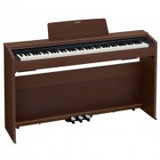 Цифровое фортепиано Casio Privia PX-870BN коричневый