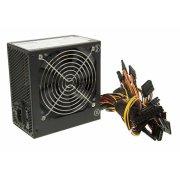 Блок питания Hipro HPC500W-Active 80+ bronze ATX 500W (24+4+4pin) APFC 120mm fan 4xSata RTL