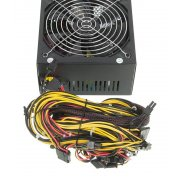 Блок питания Accord Gold ACC-1500W-80G 80+ gold ATX 1500W (24+4+4pin) APFC 140mm fan 8xSata RTL