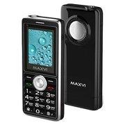 Мобильный телефон Maxvi T3 Black